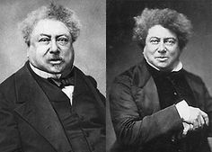 """Flashback Thursday: Alexandre Dumas (French, Afro-Caribbean Creole (Haitian)/ French) [French] Known as: Famous Writer, Playwright and Correspondent Works: """"The Three Musketeers"""", """"The Count of..."""