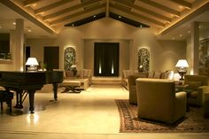 Image result for vaulted ceiling lighting