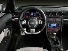 cool audi a4 2008 interior car images hd Audi RS4 Style Favor     Photos pictures and wallpapers for your