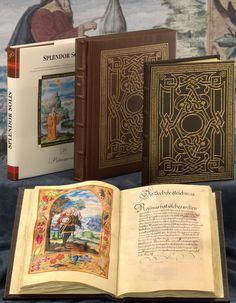 Facsímil del códice Splendor Solis, libro de estudios y estuche.