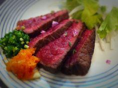 Roast beef Japanese taste