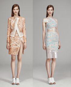 Fantasy Fashion Design: Mikhael Kale, Lookbook  Primavera-Verano 2015