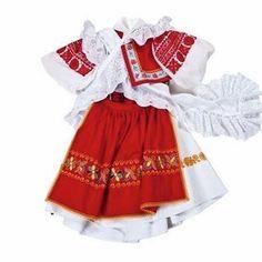 Dievcensky kroj Detva Slovakia Boho Shorts, Cheer Skirts, Costume, Travelling, Folk, Farmhouse, Women, Fashion, Moda
