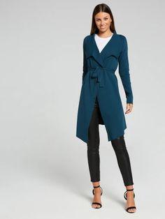 Knitwear & Cardigans for Women - Cardigans, Sweaters & Collar Designs, Cardigans For Women, Wardrobe Staples, Navy And White, Work Wear, Knitwear, Jumper, Dresses For Work, Blazer