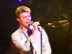 David Bowie Olympia Theatre, Dublin, Ireland August - 9 - 1997 (4/4) - YouTube