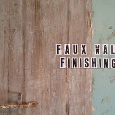 Google--Ink361-Rauls Faux Finishing<><>Rustic faux finish on drywall