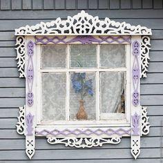 Ivan Hafizov photographie les magnifiques fenêtres ornées de Russie avant…