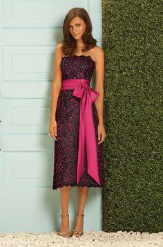 Dessy 2053 Bridesmaid Dress | Weddington Way