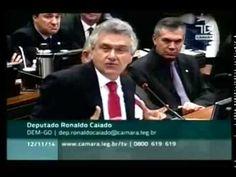 INFORMAÇÕES PARAMILITARES, MILÍCIAS, REVOLUÇÃO NO ACORDO ENTRE MST E VENEZUELA -- RONALDO CAIADO - YouTube