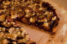 CÁCORkA: Linecký koláč se švestkami French Toast, Breakfast, Food, Breakfast Cafe, Essen, Yemek, Meals