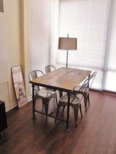 Pipe Furniture on Pinterest  Pipe Table, Plumbing Pipe ...