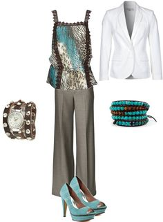 Work 1, created by haley-anderson-1 on Polyvore