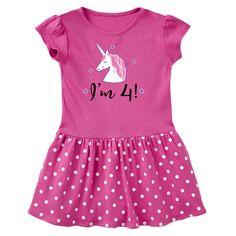inktastic Cowgirl 1st 4th of July Infant Tutu Bodysuit 18 Months Raspberry