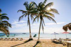 Mahahual Mexico Beaches