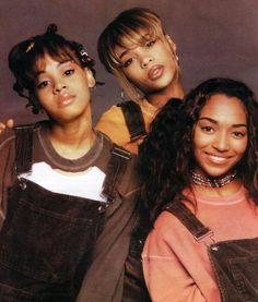 "Lisa ""Left Eye"" Lopes, Tionne ""T-Boz"" Watkins, Rozanda ""Chilli"" Thomas"