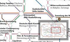 Kurz und knapp, hier kommt die ultimative Karte um Berlin umsonst zu erleben und das gleich Fünfzig-mal! Mit dabei sind Museen, Galerien, Kinobesuch, Tanzkurze oder wir wäre es mit einem kostenlosen Fahrradverleih oder schniecke Aussichtspunkte in der Stadt oder …? Der Fokus liegt dabei auf Erlebnissen innerhalb der Berliner S-Bahn Ringes, daher das bekannte Layout …