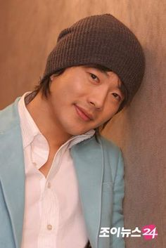 kwon sang woo I absolutely love watching his Korean dramas.... And he is just absolutely delicious to look at.