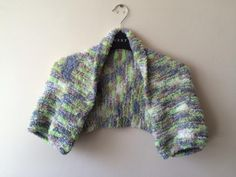 by TheCraftyShamrock on Etsy Unique Gifts, Great Gifts, Handmade Gifts, Grey And White, Green And Grey, Garden Party Wedding, Irish, Knit Crochet, Knitting