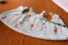 By far, the most important sewing I did in 2012 was making NICU gowns for little bubs. I've made scores and scores of them and donated t...