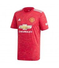 20 21 Manchester United Home Red Jerseys Shirt In 2020 Manchester United Shirt Manchester United Manchester United Third Kit