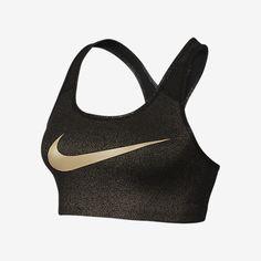 Nike Pro Classic Swoosh Women's Medium Support Sports Bra