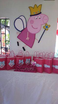 Bolsas para dulces Peppa Pig