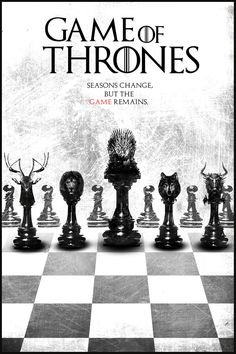 Chase of thrones ^^ strategy, murderer, queen, ghost, everything... — Game of thrones