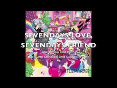 "Pretty Rhythm Rainbow Live: Rinne and June- ""SEVENDAYS LOVE, SEVENDAYS F..."
