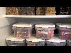 Pantry Makeover- Our Home Sweet Home