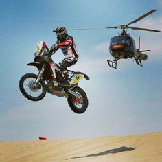 that's right, nearly time for Dakar 2015 to start.