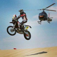 Dakar 2013 Barreda