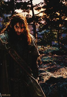 ❤Remember when you almost shot an arrow at me the other night? Fili Y Kili, Legolas And Tauriel, Thranduil, O Hobbit, The Hobbit Movies, Famous Outlaws, Rr Tolkien, Thorin Oakenshield, Aidan Turner