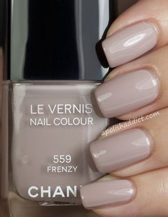 Chanel Frenzy & Vertigo - Swatches & Comparison | A Polish Addict