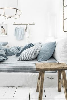 © Paulina Arcklin | MAGIC LINEN BEDDING & BEDROOM www.magiclinen.com