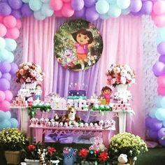 #mulpix Festa do tema Dora Aventureira   #Festa  #doraaventureira  #fazendoafesta  #festademenina  #festadeluxo  #pegueessafesta  #dentrodafesta  #scrapfesta  #like4like  #like  #Itamaraju