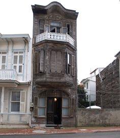 Eski İstanbul Evleri/TÜRKİYE