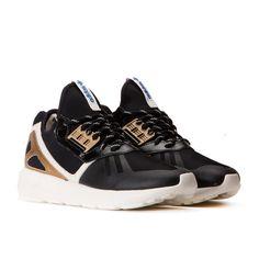 38f7a14268b0 Adidas Originals Tubular New Years- Black Gold Men s Women s