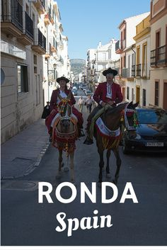 Get lost in culture and enjoy Ronda Spain.  Enjoy the festival of Romance as well as nearby villages.  Read more on WagonersAbroad.com