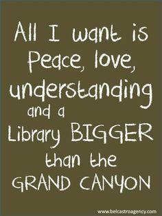 books, books, books !!