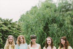 chelsea & corey | north carolina diy backyard wedding