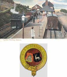 Lynton and Barnstaple Railway liveries Heritage Railway, Disused Stations, Steam Railway, Southern Railways, Devon And Cornwall, British Rail, Bahn, Trains, Automobile