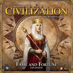 Sid Meier's Civilization: The Board Game - Fame and Fortune   Board Game   BoardGameGeek