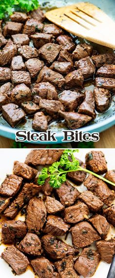 Tasty Steak Bites