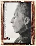 """Peter Beard photo of """"Karen Blixen"""" Dec 1961- www.peterbeard.com"""
