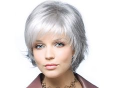 5 Stunning Hairstyles For Gray Hair