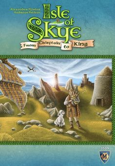 Isle of Skye: From Chieftain to King | Board Game