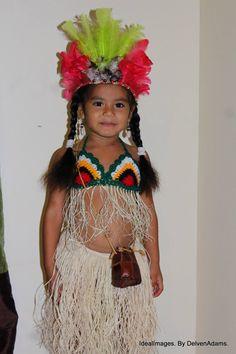 Amerindian Girl 2