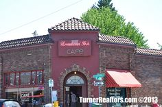 Bread and Ink Cafe - Hawthorne area, Portland, Oregon.