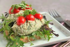 Smoked Mackerel Salad