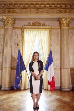 FEI President, HRH Princess Haya Al Hussein made Officer of the National Order of the Legion of Honour, 09/2014
